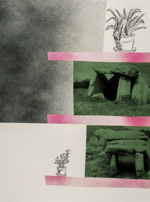 Dessins-collages